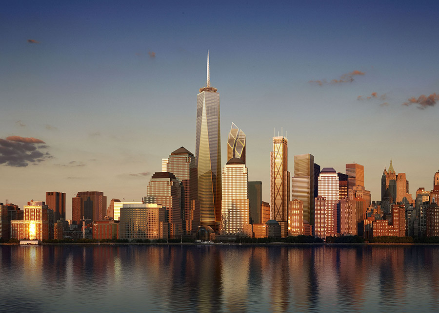 World Trade Center / Richard Rogers Pertnership