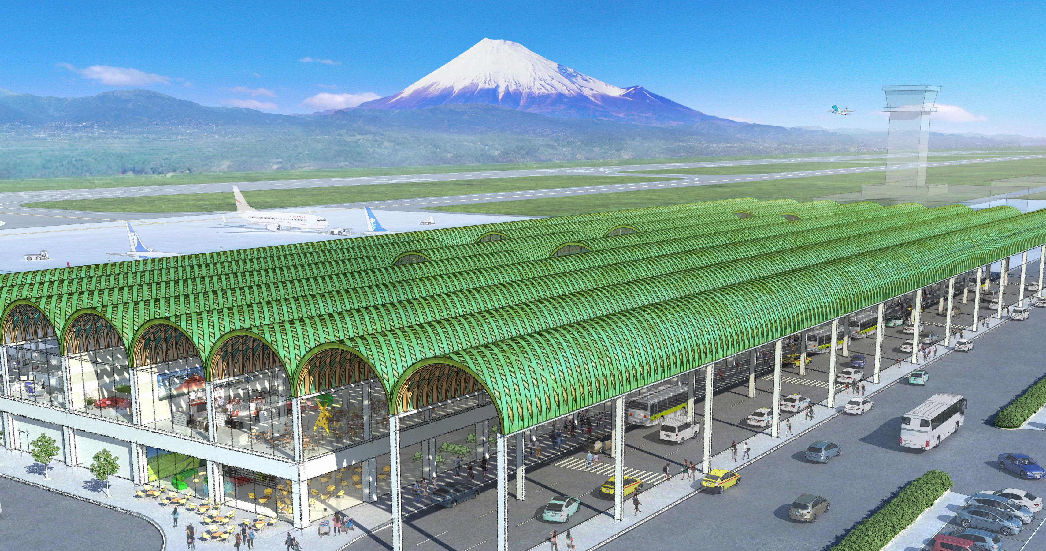 Mt.Fuji Shizuoka Airport