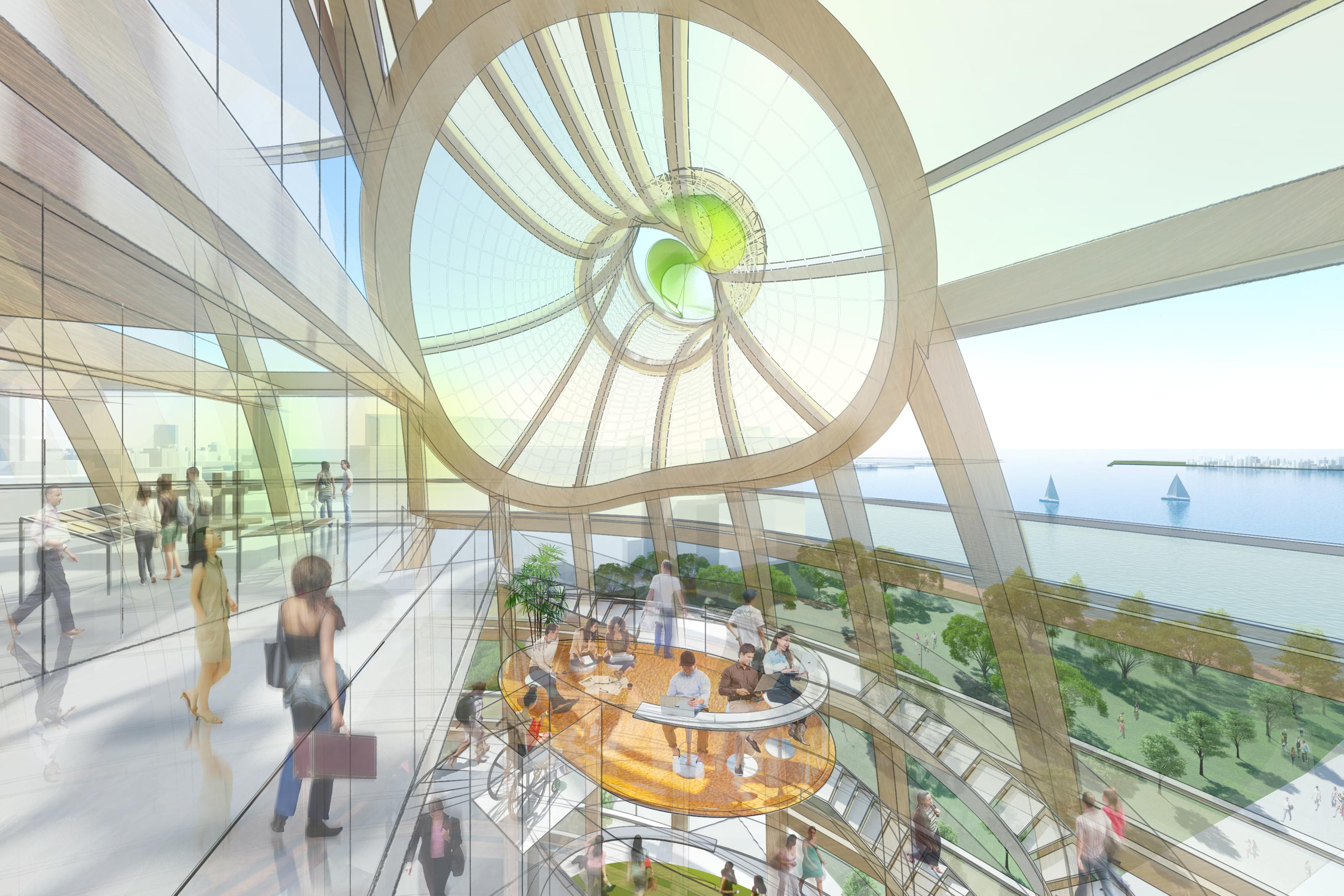 George Brown College,The Arbour Proposal
